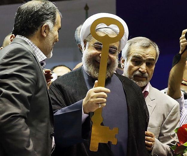 وعده های حسن روحانی کلید حسن روحانی تحلیل بورس اخبار بورس