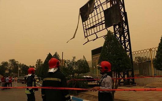 عکس اهواز حوادث اهواز اخبار اهواز