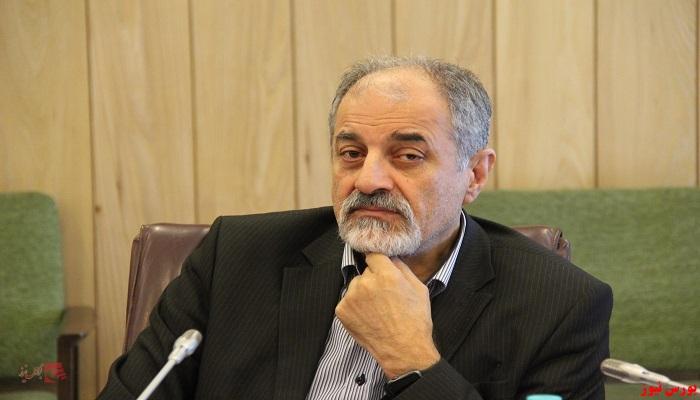 بهرام سبحانی رئیس انجمن تولیدکنندگان فولاد
