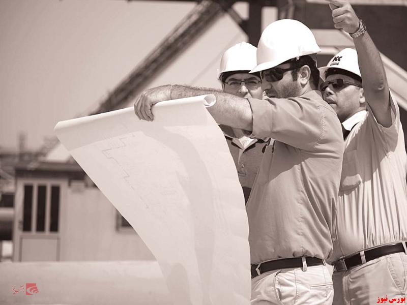 تامین مصالح و اجرای عملیات سازه پروژه های