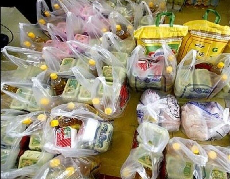 توزیع ۵۰۰ بسته معیشتی بین محرومین شهر مجلسی توسط فولادمبارکه