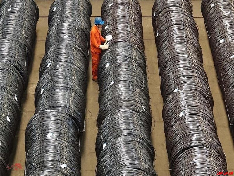 ر کاهش تولید فولاد چین+بورس نیوز