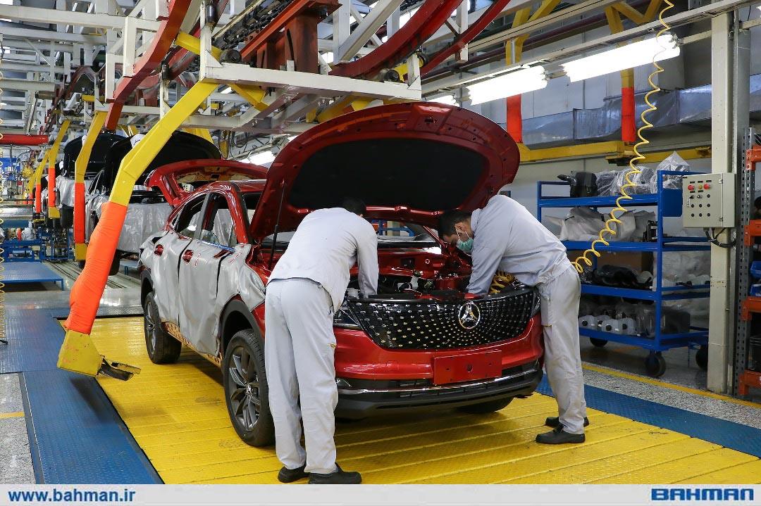 تحریم ها، فرصتی برای توسعه محصولات بهمن موتور/دو محصول جدید در سبد گروه بهمن