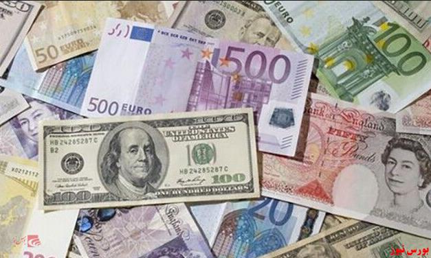 نرخ رسمی ارز+بورس نیوز