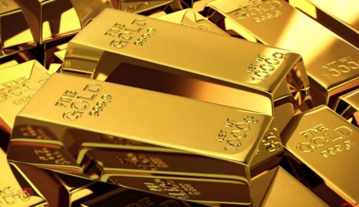 صعود قیمت طلا+بورس نیوز