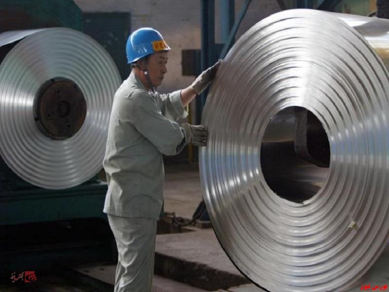 تغییر در مالیات فولاد چین+بورس نیوز