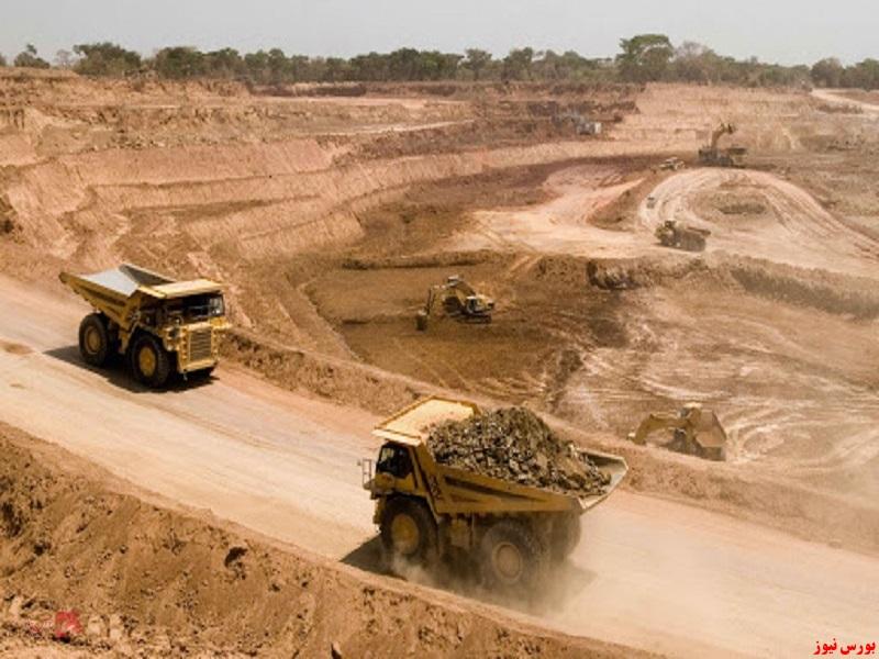جهش ۲۰۳ درصدی فروش شرکتهای معدن و صنایع معدنی