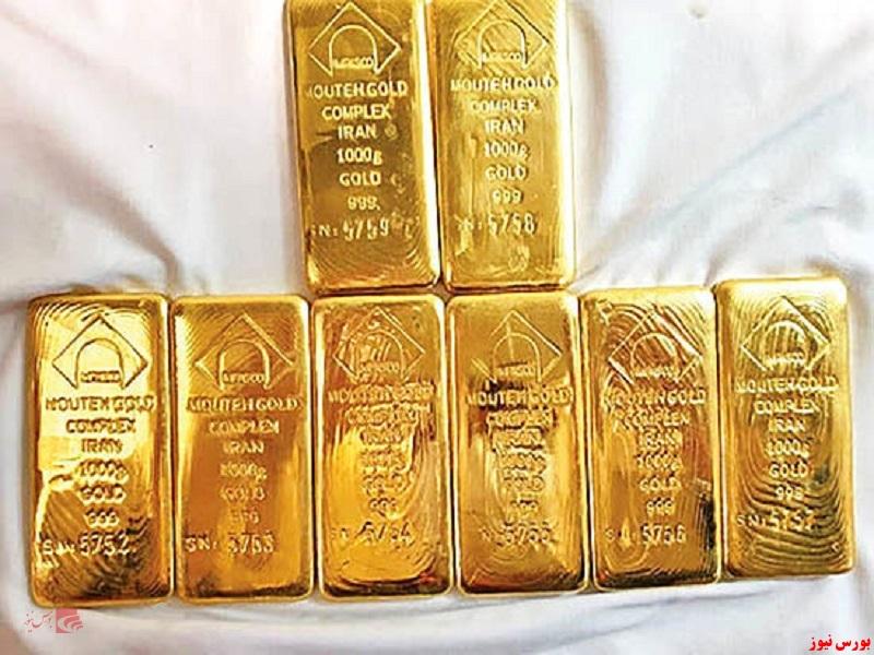 رشد قیمت طلا+بورس نیوز
