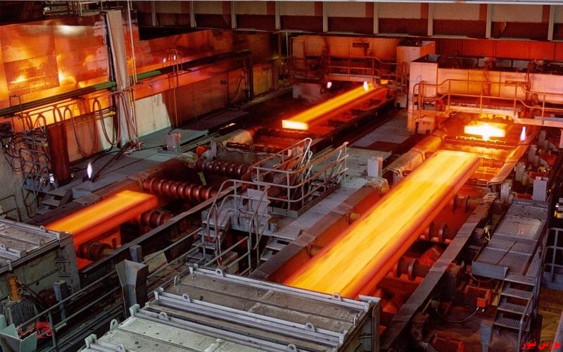ایران دهمین تولیدکننده بزرگ فولاد+بورس نیوز