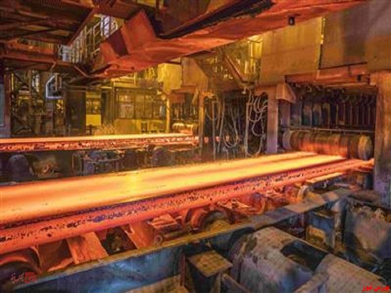عبور از تولید ۷۰۰هزار تن در فولادسازی +بورس نیوز