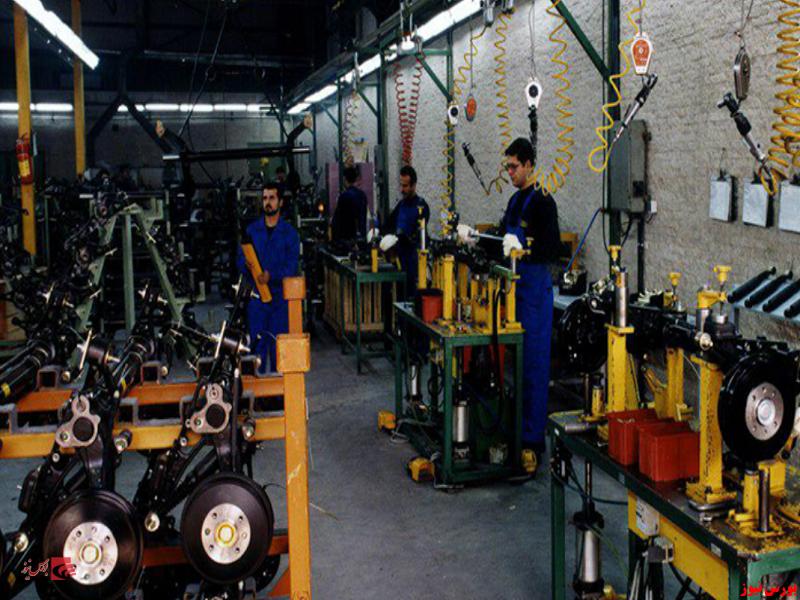 محورسازان ایران خودرو+بورس نیوز